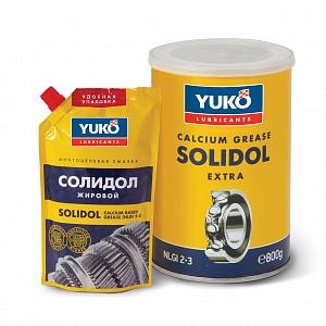 YUKO Солідол Ж 17 кг