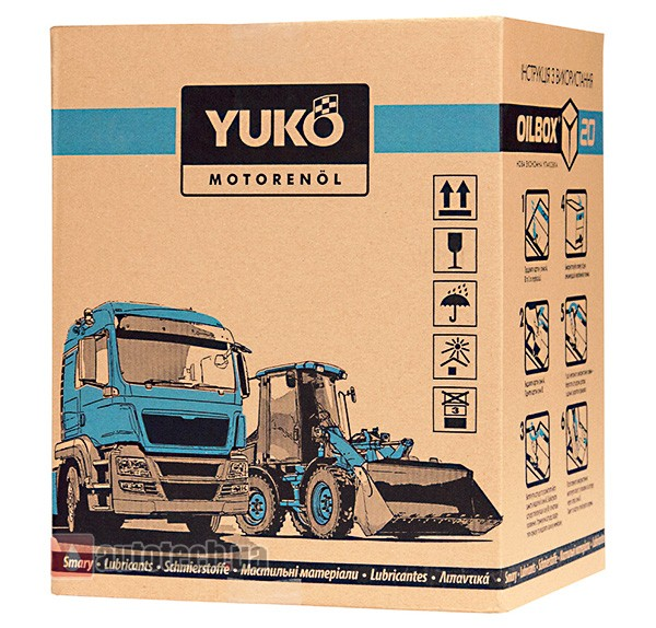 YUKO МГЕ-46В ( OILBOX ) 20л