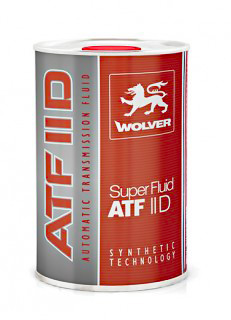 WOLVER Super Fluid ATF II D 1л