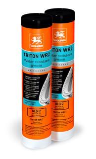 WOLVER Мастило водостійке TRITON WR 2 (картуш 0,4кг)