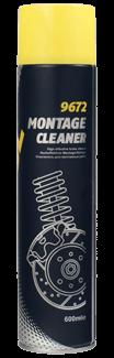 MANNOL Montage-Cleaner / Засіб для очищення та знежирення автодеталей 0,65л.