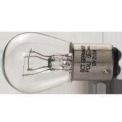 MANNOL Лампа автомобільна 202358 S25  24V21/5W BAY15D