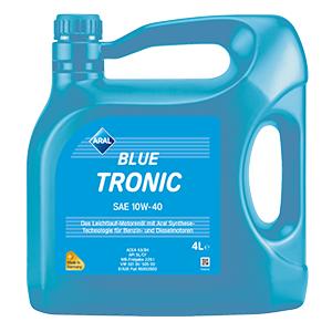 ARAL Blue Tronic 10W40 4л.