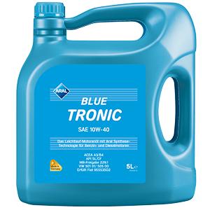 ARAL Blue Tronic 10W40 5л