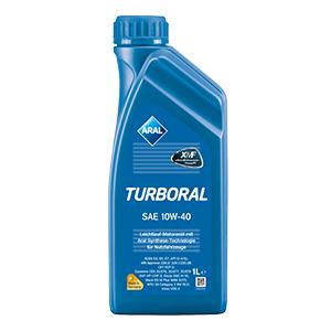 ARAL Turboral 10W40 1л