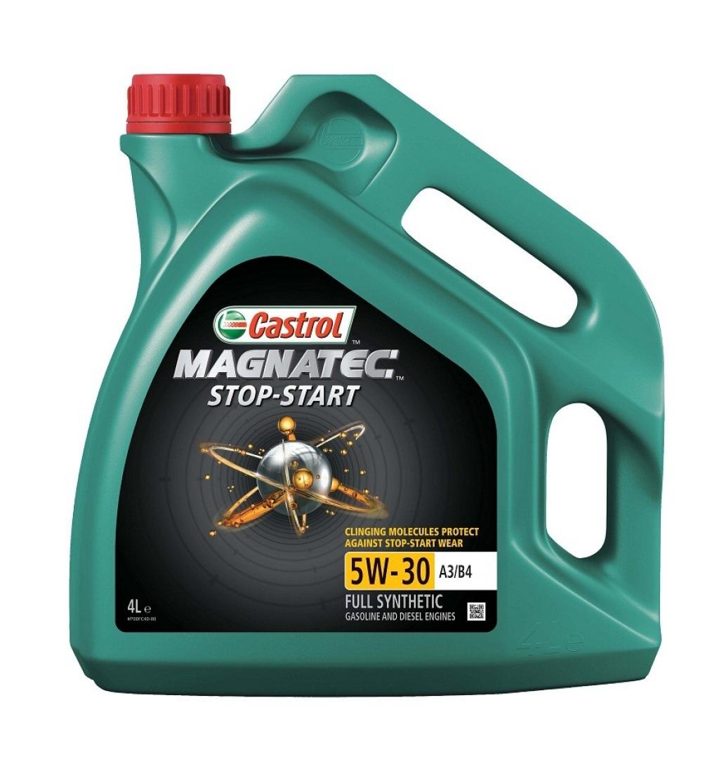 CASTROL Magnatec STOP-START 5W30  A3/B4  4л.