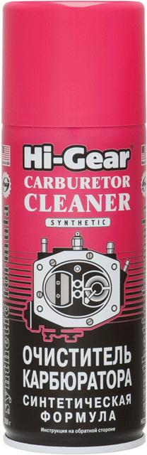 HG3116 очисник карбюратора синтетична формула 354г.