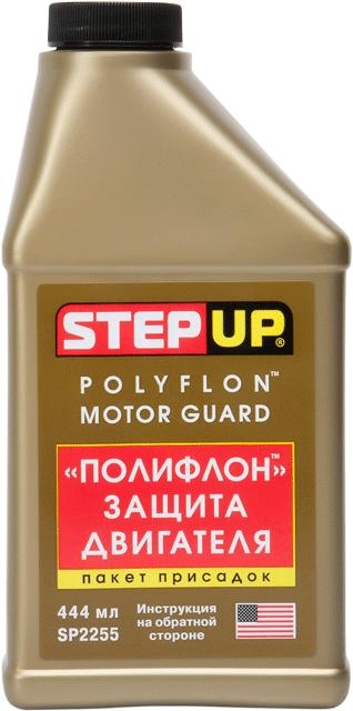 SP2255 тефлоновий захист двигуна 444мл
