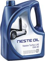 NESTE Turbo LXE 15W40 4л