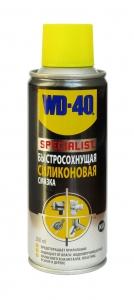 WD-40 SPECIALIST Швидковисихаюча силіконова змазка 200мл.