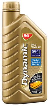 MOL  Dynamic Gold Longlife 5W30 4л.