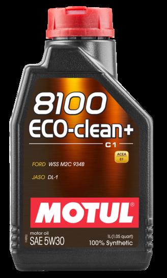 MOTUL  8100 Eco-clean + 5W 30 1л.