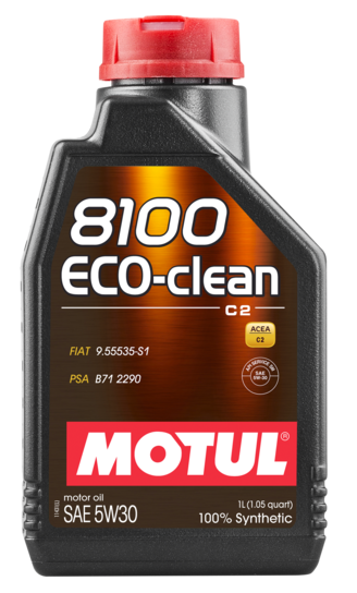 MOTUL  8100 Eco-clean 5W 30 1л.