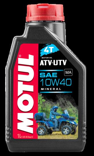 MOTUL  ATV-UTV EXPERT 4T 10W40 1л. 105938