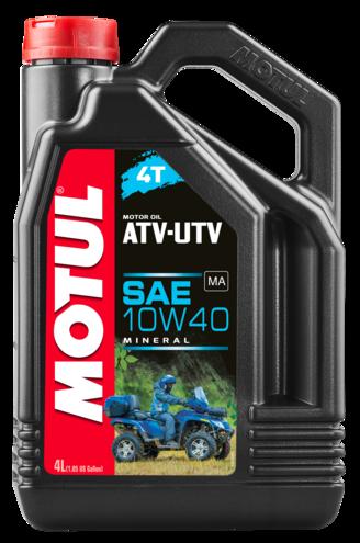 MOTUL  ATV-UTV EXPERT 4T 10W40 4л. 105939