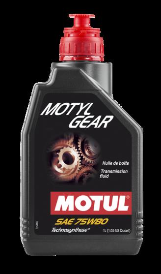 MOTUL  Motylgear 75W80 2л.