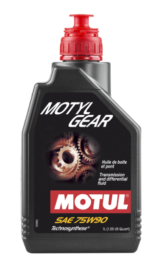 317001 MOTUL  Motylgear 75W90 1л.