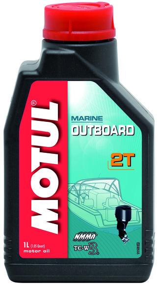 851811 MOTUL  Outboard  2T 1л.