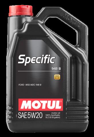 MOTUL  Specific  948 B  5W20 5л