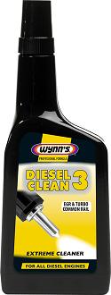 WYNNS W 12293 Diesel Clean/Супер очиник паливної системи дизельних двигунів 500 мл