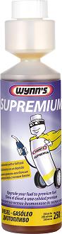 WYNNS W 22911 Supremium Diesel Присадка для поліпшення якості дизельного пального 250мл.