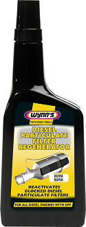 WYNNS W 28393 Diesel Particulate Filter Regenerator  /  Засіб  для очистки сажових фильтров 500мл