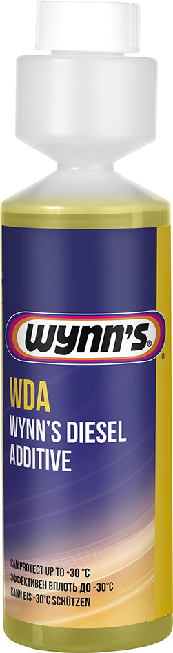 WYNNS W 28510 Присадка для дизельного палива  WDA 12*250 мл.