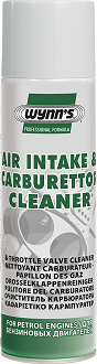 WYNNS W 54179 Очисник (аер) AIR INTAKE AND CARBURETTOR CLEANER 500мл.