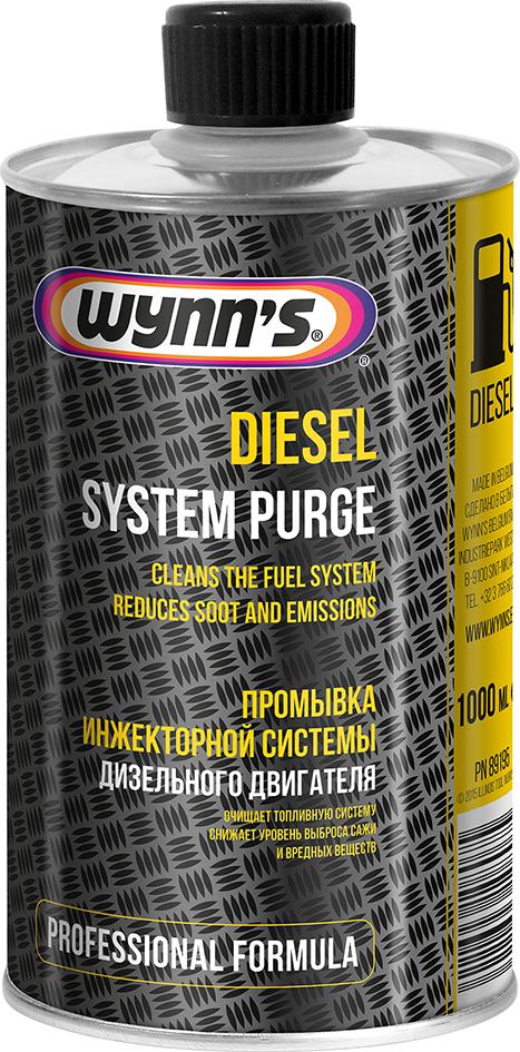 WYNNS W 89195 Очисник дизеля  1000мл.