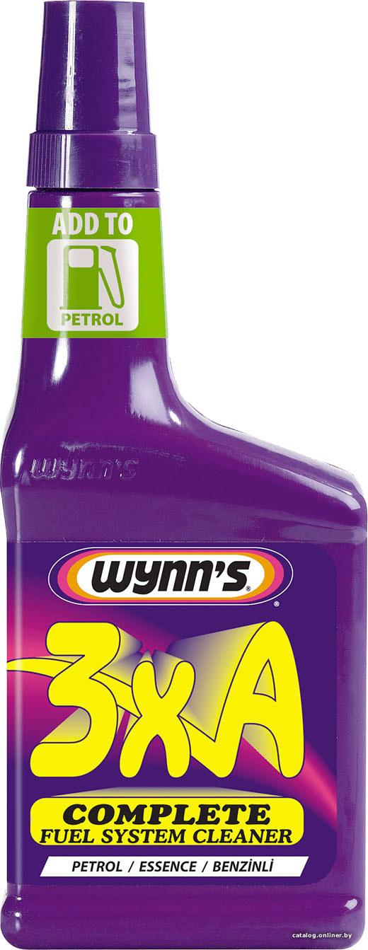 WYNNS W70759 Присадка 3 XA FOR PETROL 325 мл
