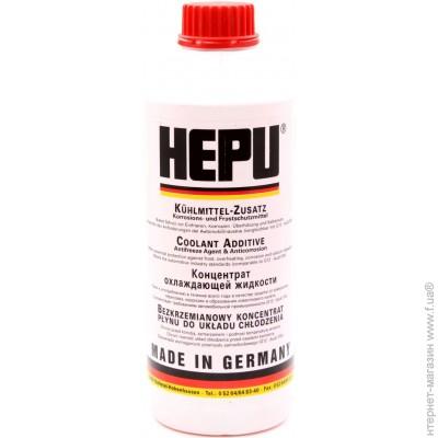 HEPU Р999 G12 Концентрат червоний 1,5л.
