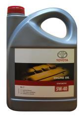 "0888080835 Toyota ""Engine Oil 5W40"" 5л. Олива синтетична"