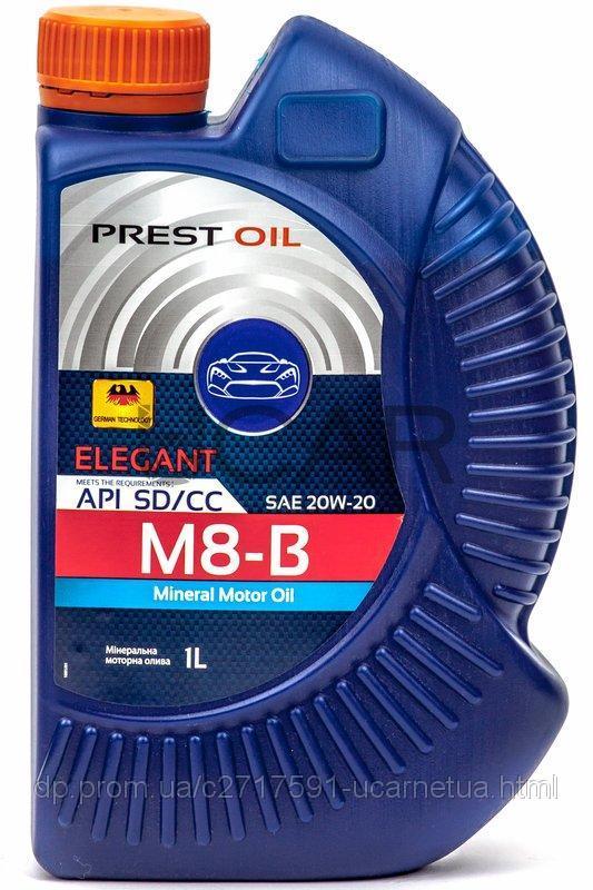 PREST OIL M8B1 1л.