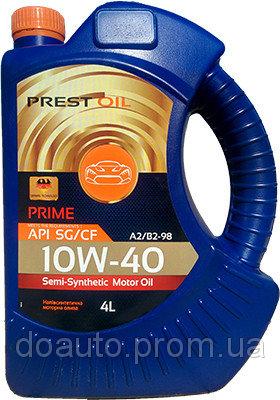 PREST OIL 10W40 SG/CD 4л.