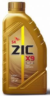 ZIC X9 5W40  1л.
