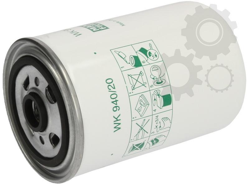 MANN Фільтр паливний WK 940/20