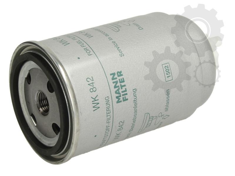 MANN Фільтр паливний WK 842