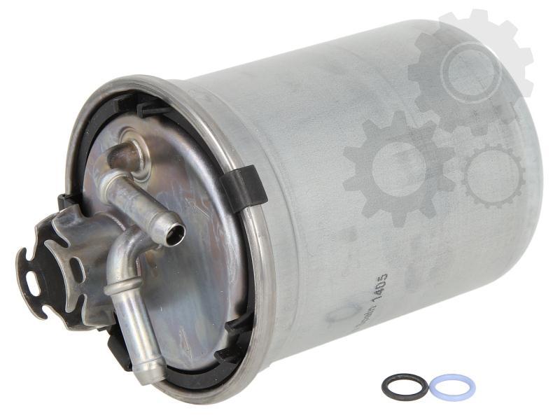 MANN Фільтр паливний WK 823/3x