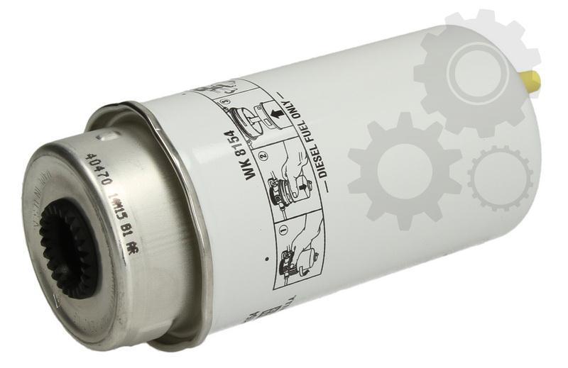MANN Фільтр паливний WK 8154