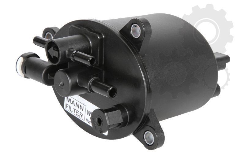 MANN Фільтр паливний WK 12001