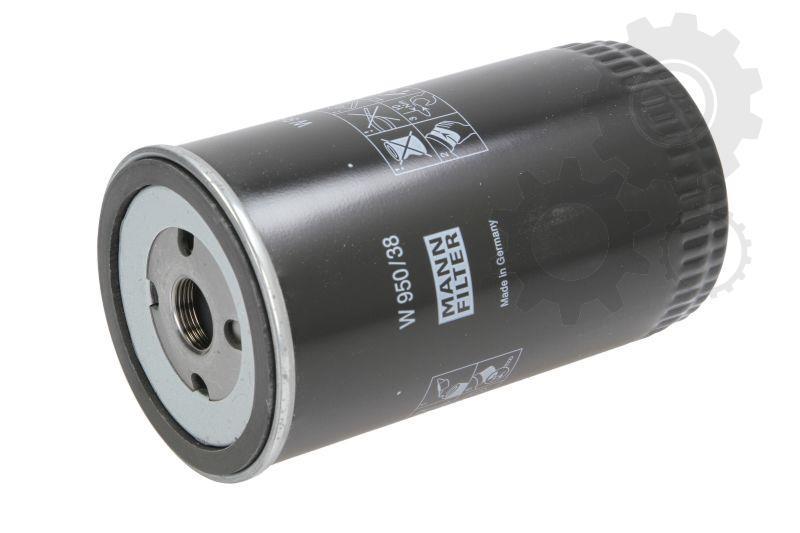 MANN Фільтр масляний W 950/38