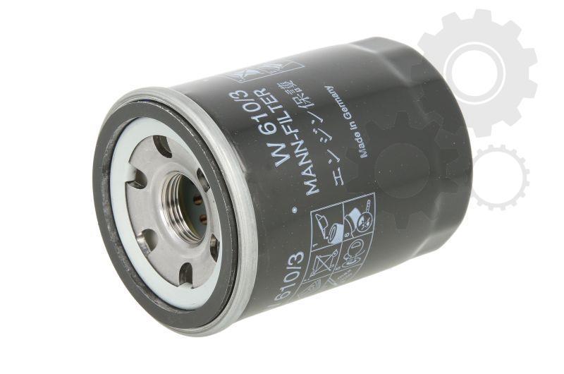 MANN Фільтр масляний W 610/3 = W610/82
