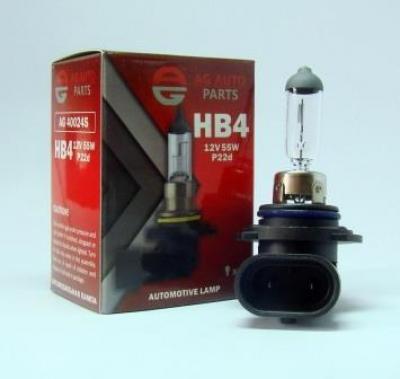 AG Автомобільна лампа  AG 40024S  НB4 12V 55W P22D STD
