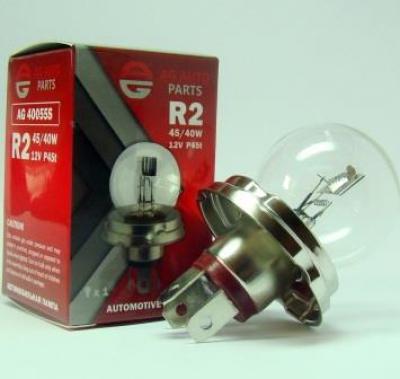 AG Автомобільна лампа  AG 40055S  12V 45/40W R2P45T
