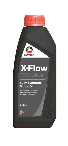 COMMA  X-FLOW V 5W30 1л.
