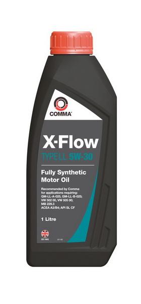 COMMA  X-FLOWLL 5W30 SYNT 1л.