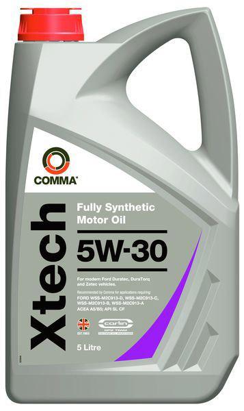 COMMA X-TECH 5W30 5л
