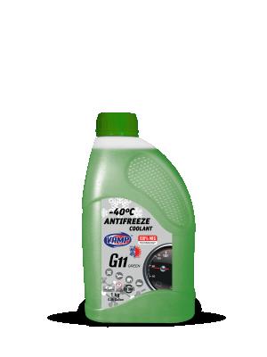 ВАМП Антифриз  зелений G11 (МЕГ) кан. п/э 1л