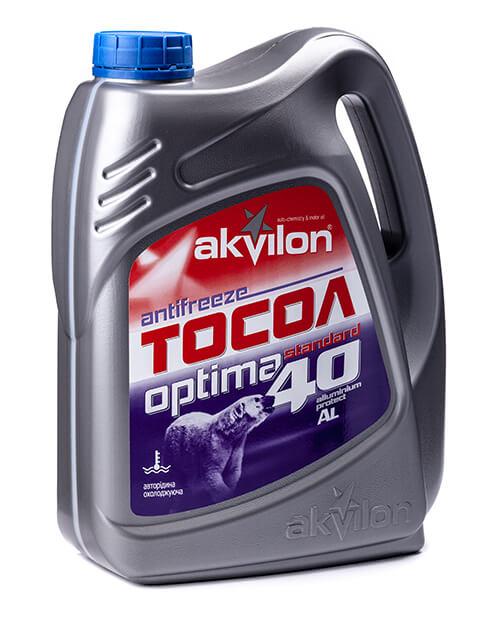 AKVILON Тосол - Аквілон ( оптима) 4,3кг