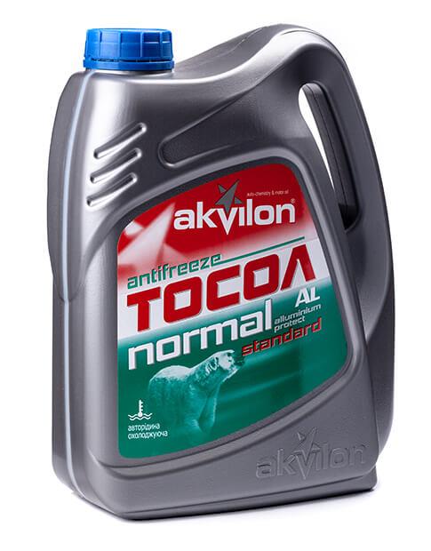 AKVILON Тосол - Аквілон ( нормал) 4,3кг